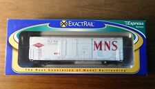 EXACTRAIL EXPRESS SERIES MNS GUNDERSON 5200 Cu.Ft. MNS #905 HO SCALE