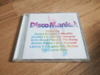 Disco Mania - Various (CD Album)