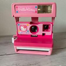 Hello Kitty Polaroid Camera Pink