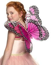 Kinder Kostüm Flügel Schmetterling Karneval Fasching SMI