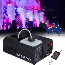 1500W 2L Party Stage Club DJ Vertical Fog Smoke Machine DMX Remote Fantastic Hot