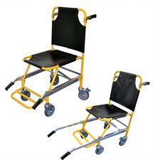 Lightweight Foldable Stair Wheelchairs & Medical Aluminium Stairway Stretcher