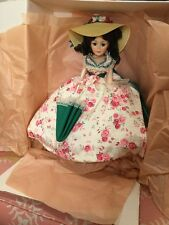 Madame Alexander Scarlett doll #2210 in original box 21""