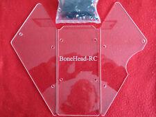 BONEHEADRC CLEAR ACRYLIC WINDOWS  VERSION 7, CNC, COMPATIBLE WITH HPI BAJA 5B/SS
