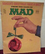 MAD MAGAZINE #132 Jan '70 Season's Greetings
