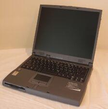 Acer TravelMate 223 XC 14,1 TFT, Celeron 1.13GHZ, 128MB-RAM 20GB-HD, DVD-CD-RW