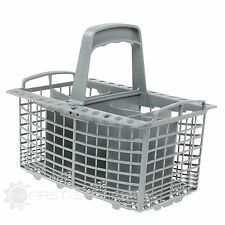 For Ariston Dishwasher Drawer Cutlery Basket 230mm x 180mm x 220mm (Grey)