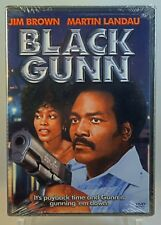 Black Gunn (DVD, 2003) - FACTORY SEALED