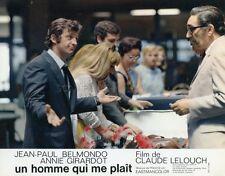 JEAN-PAUL BELMONDO UN  HOMME QUI  ME  PLAIT 1969 PHOTO D'EXPLOITATION #8