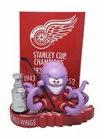 Al the Octopus Detroit Red Wings Stanley Cup Champions Mascot Bobblehead NHL