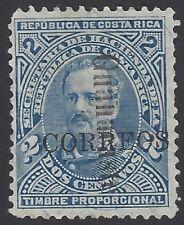 Costa Rica GUANACASTE #48 1889 mint no gum