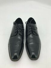 Stacy Adams Men's Oxford Shoe: Size 14 M | Black |  Ballard Plain Toe  (SH94)