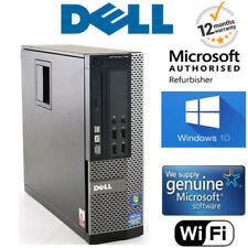 PCs de sobremesa y todo en uno Windows 10 Dell con 120 GB o más de disco duro
