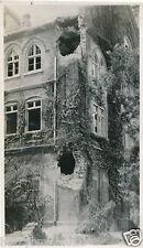 China photograph Shanghai Municipal college bomb damage c beginning WWII HPP2