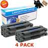 4PK MLT-D105L High Yield Toner Cartridge For Samsung ML-2525 2525W SCX-4623F