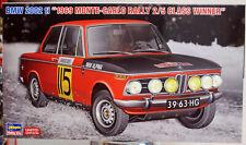 1969 BMW 2002 ti Rallye Monte Carlo Winner 2/5 class 1:24 Hasegawa 20381