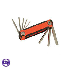 Folding Hex Wrench Set 8pce 1.5-8mm Standard - 18.335
