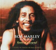 Bob Marley & The Wailers(CD Album)Roots Of Legend-Trojan-CDTAL 901-UK-1-New