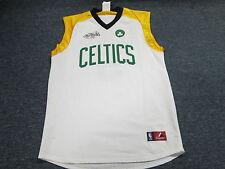 NEW MAJESTIC NBA FINALS BOSTON CELTICS KEVIN GARNETT JERSEY SIZE YOUTH L