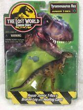 The Lost World Jurassic Park Tyrannosaurus Rex Junior T-Rex Site B Action Figure
