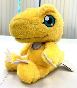 Bandai Digimon Last Evolution Large Plush Toy Doll Agumon with Goggle BP81857