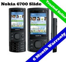 ~ ORIGINAL ~ 3G Nokia 6700s Slide Mobile Cell Phone Package | Unlocked