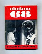 CINÈMA 68 # Le guide du spectateur N.126 #  F.F.C.C. N.126 Mai 1968