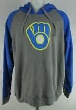 Milwaukee Brewers MLB Fanatics Men's Vintage Pullover Hoodie