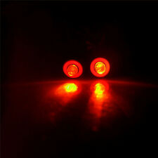 5mm 2Leds Yellow+Red Angel & Demon Eyes LED Headlight Back Light for 1/10 RC Car