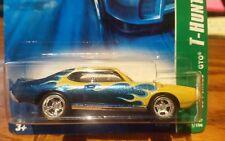 2007~ '69 PONTIAC GTO~1ST SUPER TREASURE HUNT EVER~HOT WHEELS~ORIG.~COLLECTIBLE