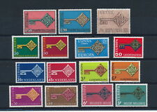 Europa MNH Lot, Issues from 1968