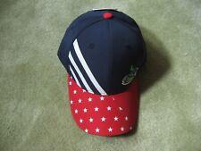 Vermont Lake Monsters Military Patriotic Adjustable Baseball Hat Cap
