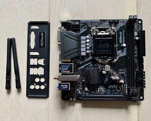 ASRock B365M-ITX/ac Motherboard mini ITX Socket LGA1151 (8th & 9th Gen Intel)