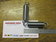 Tension Spring Pull Spring 4x32x140mm 2pack Plant Farming Agricultural Tractor