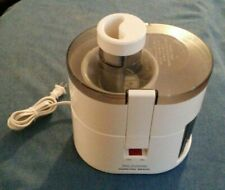 Hamilton Beach Juice Extractor Small Kitchen Appliance 395W Works Excellent