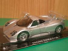 Modelcar 1:43   Supercars PAGANI ZONDA C12S