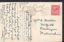 Family History Genealogy Postcard - Beddoes - Presteigne, Radnorshire  RF154