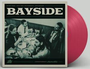 BAYSIDE Acoustic Volume 2 (SEALED) PINK VINYL LP /300 alkaline trio senses fail