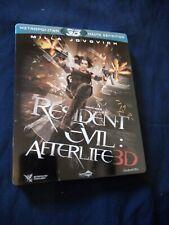 Résident evil steelbook 3d - Blu-ray