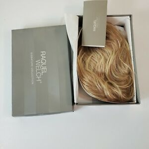 Raquel Welch Trend Setter Wig Color R14/88H Golden Wheat Average