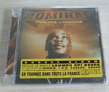 CD ALBUM RAP TOUCHER L'HORIZON ADMIRAL 14 TITRES 2006 NEUF SOUS CELLO