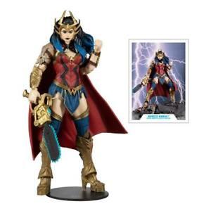 Lizenzierte DC Multiverse Build A Actionfigur Wonder Woman