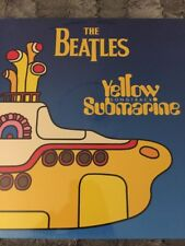 The Beatles Yellow Submarine Songtrack Uk Vinilo Lp Nuevo Y Sellado