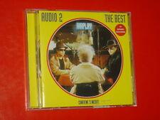 AUDIO 2 THE BEST(AIRPLAY) 16 GRANDI SUCCESSI CD 1998 CONDIZIONI EX+ 1^EDIZIONE