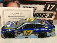 2017 Action Ricky Stenhouse Jr #17 Liquid Color 1/24 Autographed Door Number