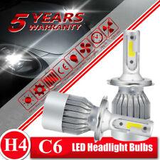New listing 2xCree H4 1850W Led Headlight Kit Light Bulbs Hi/Lo Beam 6000K 9003 Hb2 277500Lm