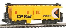 N  SCALE  CP RAIL BAY  WINDOW  CABOOSE  CP CABOOSE #3128