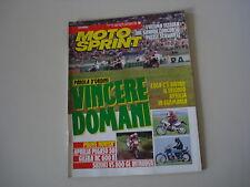 MOTOSPRINT 26/1992 SUZUKI VS 800 GL INTRUDER/GILERA RC 600 R/APRILIA PEGASO 50