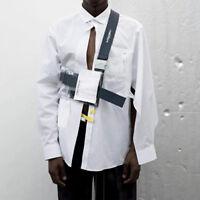 A cold wall crossbody transparent bag ACW