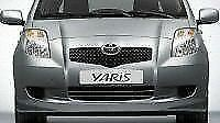 Genuine Toyota Yaris Genuine TTE Front Skirt